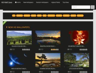 hdwallzone.com screenshot