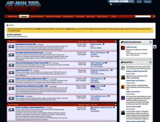 he-man.org screenshot