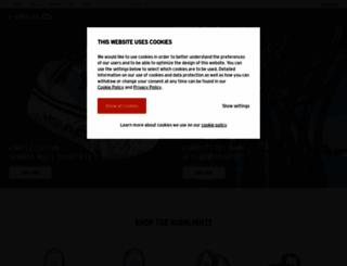 head.com screenshot