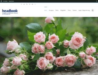 headbook.me screenshot