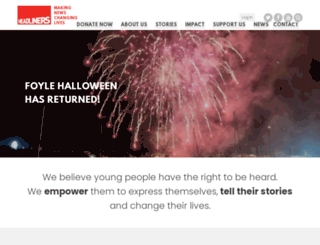 headliners.org screenshot