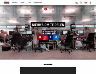 headlines.nos.nl screenshot