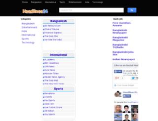 headlines24.info screenshot
