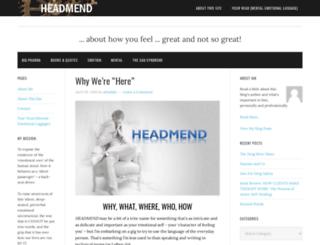 headmend.com screenshot