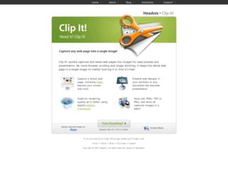 headnix.com screenshot