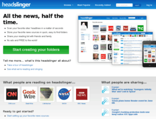 headslinger.com screenshot