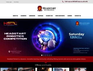 headstart.edu.pk screenshot