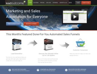 headwaybusiness.leadoutcome.com screenshot