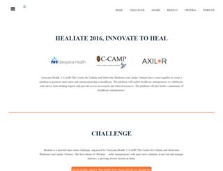 healiate.com screenshot