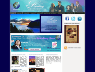 healingcenterofchristinternational.org screenshot