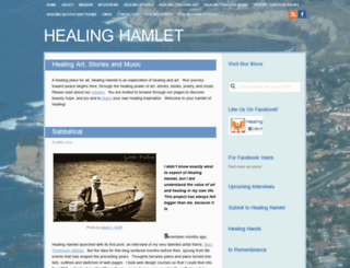 healinghamlet.com screenshot
