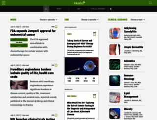 healio.com screenshot