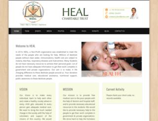 healskota.com screenshot