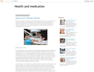 health-and-medication.blogspot.com screenshot