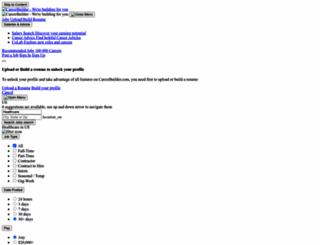 health-care.careerbuilder.com screenshot