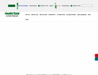 health-total.com screenshot