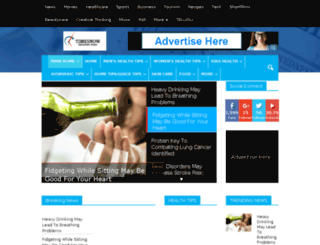 health.timesnowbreakingnews.com screenshot