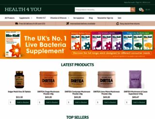 health4youonline.com screenshot