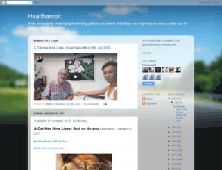 healthambit.blogspot.fr screenshot