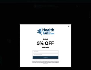 healthandmed.com screenshot
