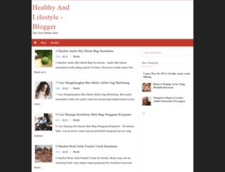 healthando.blogspot.com screenshot