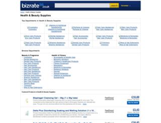 healthbeauty.bizrate.co.uk screenshot