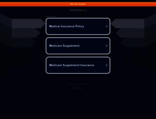 healthbox.in screenshot