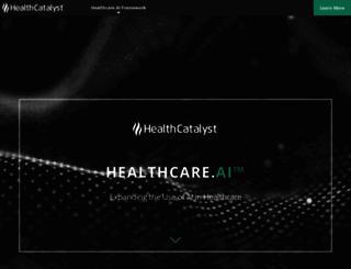 healthcare.ai screenshot