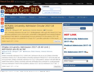 healthebd24.com screenshot