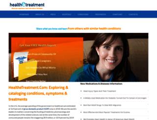 healthetreatment.com screenshot