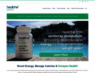 healthetrim.com screenshot