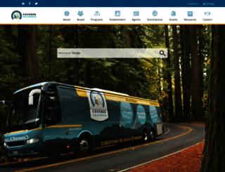 healthexchange.ca.gov screenshot