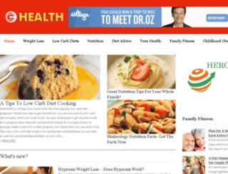 healthfaml.com screenshot