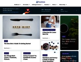 healthh.com screenshot