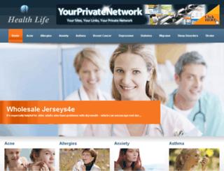 healthhhh.com screenshot