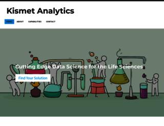 healthkismet.com screenshot