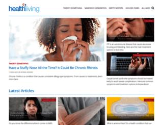 healthliving.today screenshot