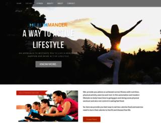 healthmancer.weebly.com screenshot
