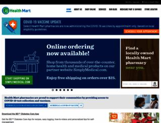 healthmart.com screenshot