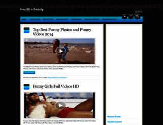 healthnbeauty123.blogspot.in screenshot