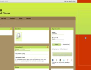 healthpdfreviews.mixxt.at screenshot