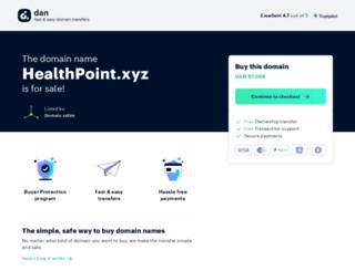 healthpoint.xyz screenshot