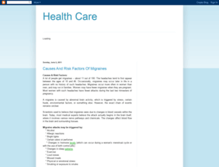 healthsiswealth.blogspot.com screenshot