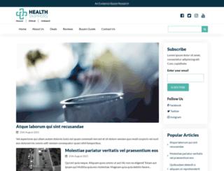 healthskippers.com screenshot