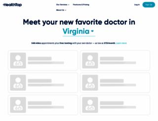 healthtap.com screenshot