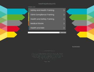 healthtipstoday.info screenshot