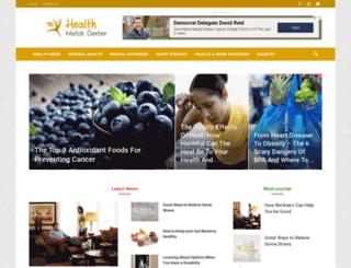 healthwatchcenter.com screenshot