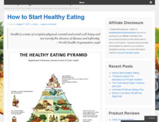 healthweightlossdiet.wordpress.com screenshot