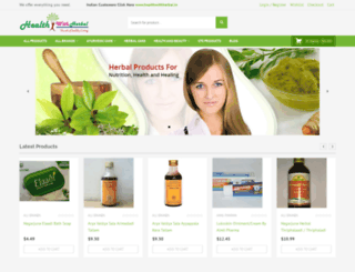 healthwithherbal.com screenshot