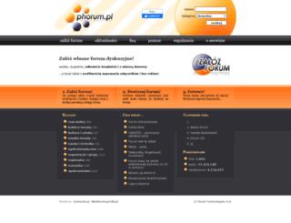 healthworld.phorum.pl screenshot